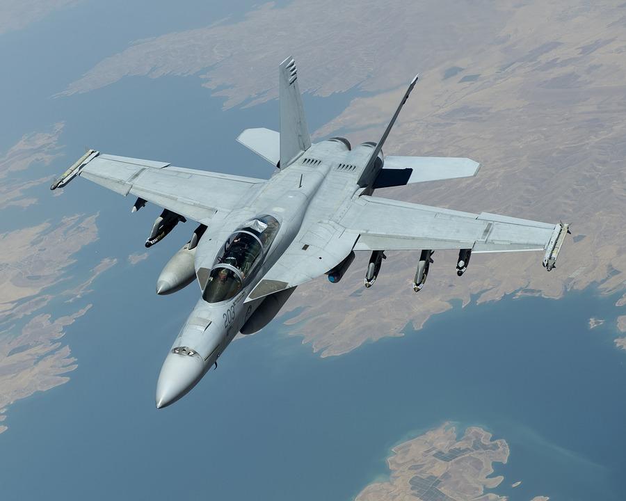 """F/A 18 E/F """"Super Hornet"""""""
