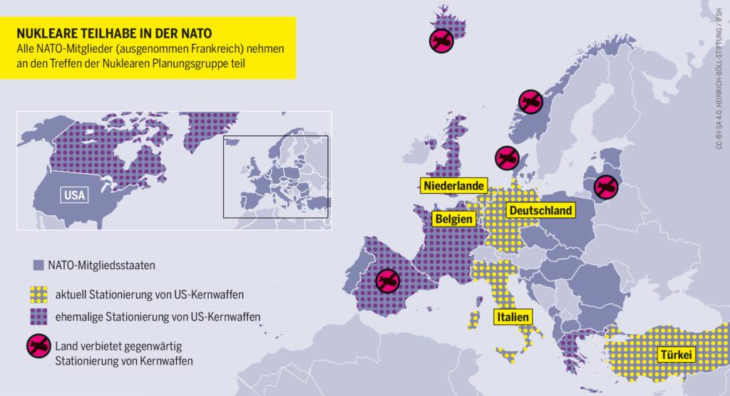 Nukleare Teilhabe in der NATO